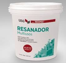 RESANADOR REDIMIX TABLAROCA 225 ML | Plafones e Interiores